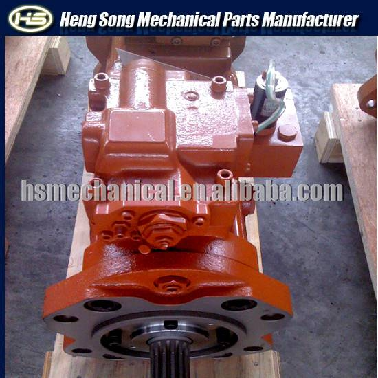 excavator hydraulic main pump in stock