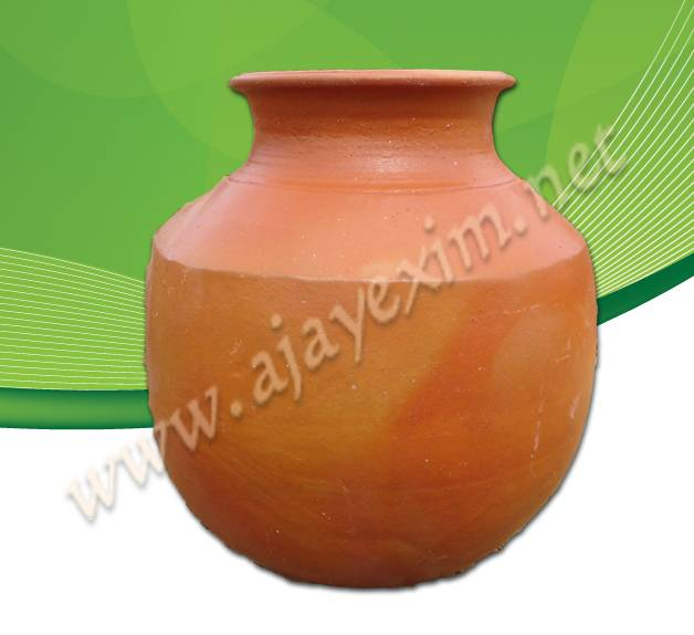 Clay Water Pot-2
