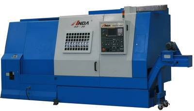 Full Function CNC Turning Machine (AD-15/AD-25/AD-35...)