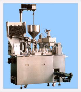 Plastic, Laminate, Tube Filling Sealing Machine (DY-04)