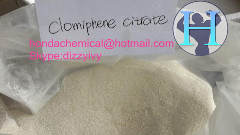 99% Steroid Clomid Anti-estrogen Raw Hormone Powders Clomifene Citrate Clomifene for Muscle growing