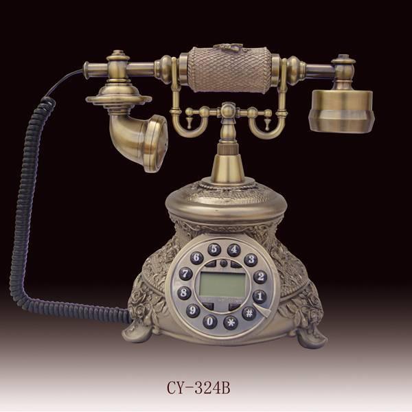 Resin telephone(CY-324B)