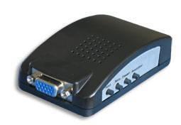 AV to VGA Converter Box