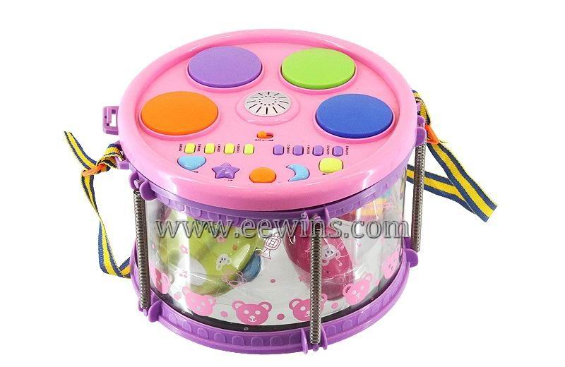 Electronic toys musical toys drum