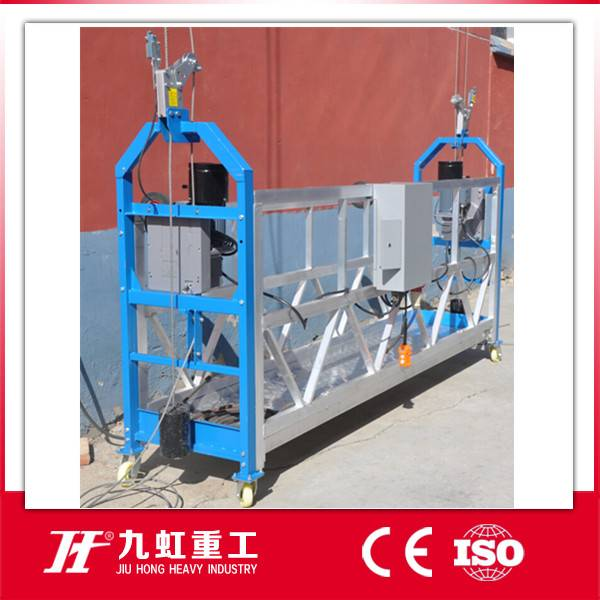 China new design suspended scaffold