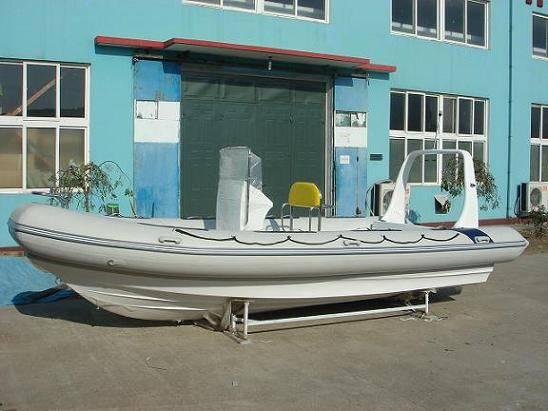HYPALON boat