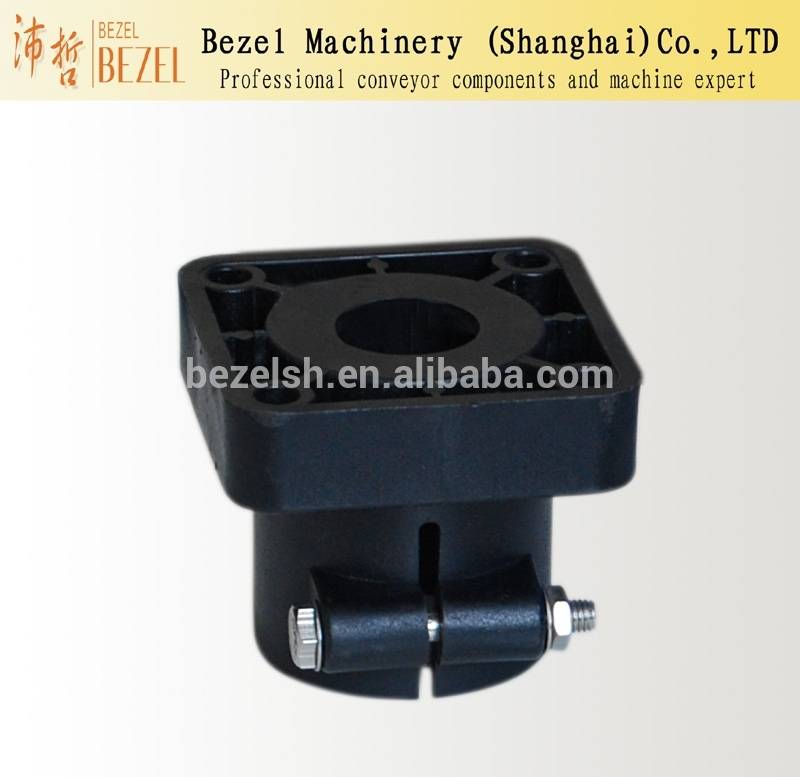 Square support head Supporting Components for conveyor