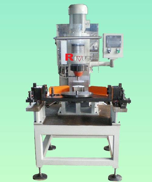 aircraft brake pad riveting machine JM12QA