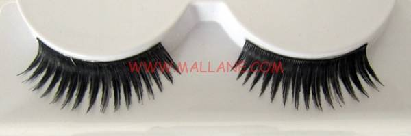 Wholesale Top Quality Human Hair Strip Lashes Hot Sale Human Hair Eye Lash