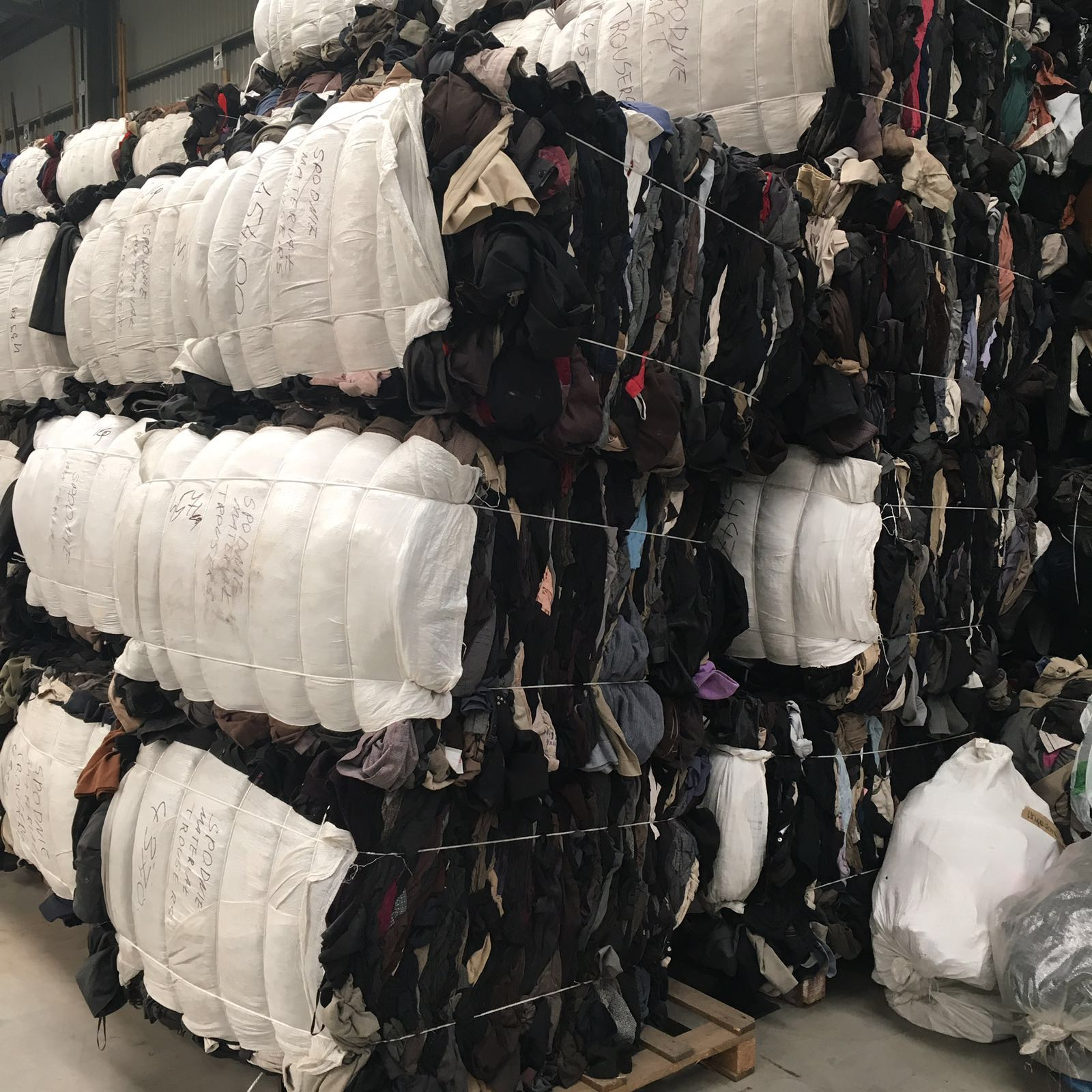 USED CLOTHES FOR PAKISTAN UK
