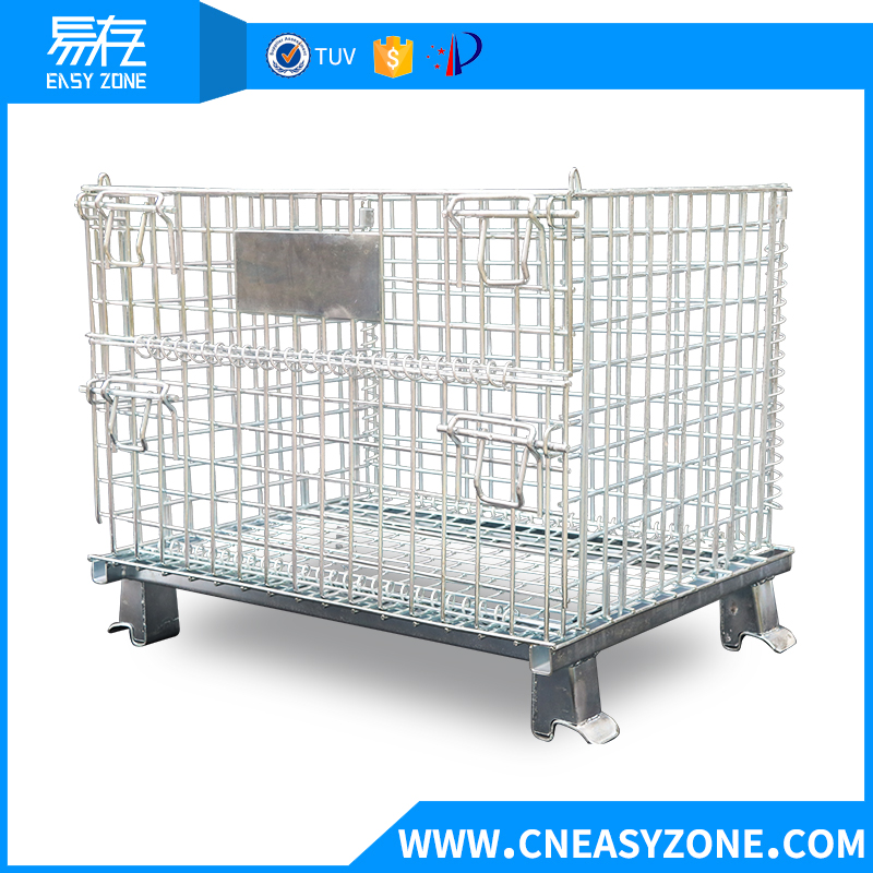 Easyzone warehouse supermarket wire container
