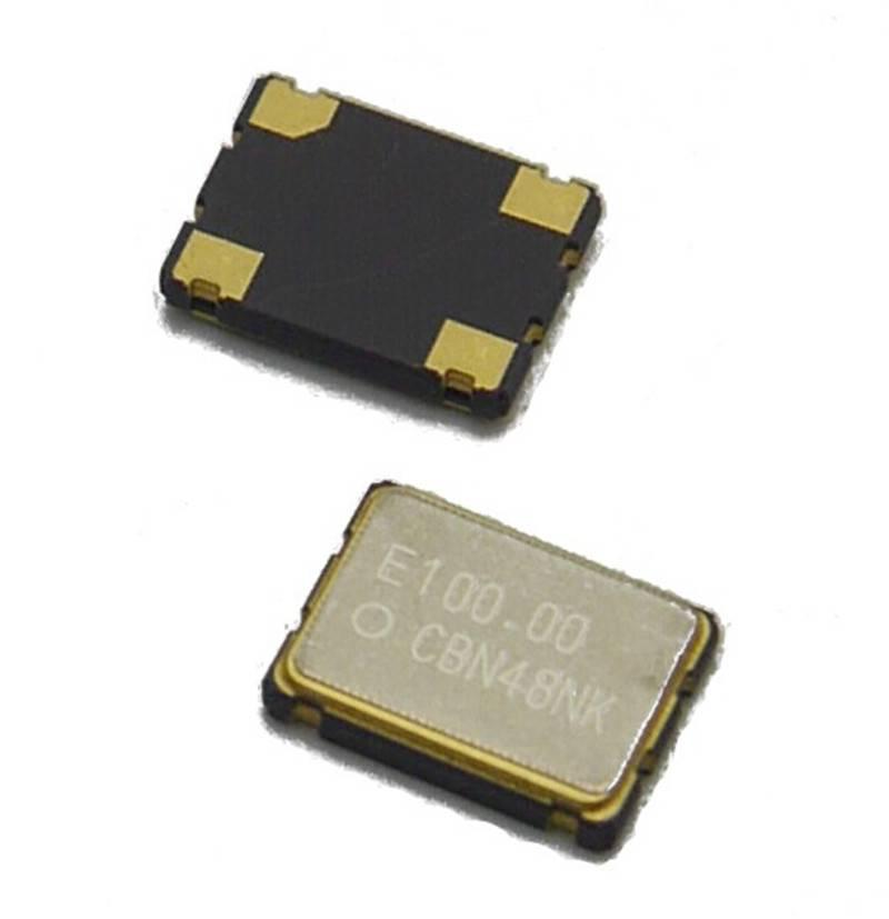 100mhz 7050 SG7050CBN EPSON 50PPM 4P 3.3V 1.6V to 3.6V Quartz Crystal Oscillator 100.000M 100.000mhz