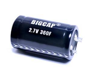 Ulta-Low ESR Supercapacitor 2.8V360f/400f/500f/700f, Ulta-High Power Supercapacitor, Large Capacitan