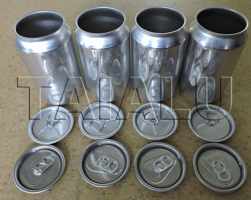 Aluminum Coil for Beverage Tin Cans Material