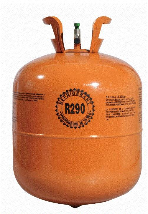 R290 Refrigerant Gas with High Purity
