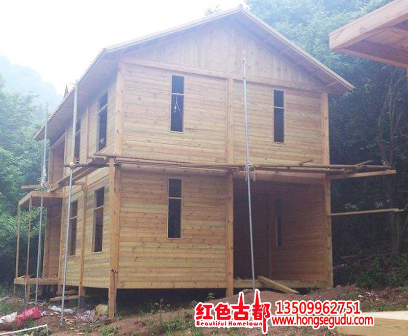 Supply Prefabricated wooden house ,summer house ,outdoor gazebo manufacturing