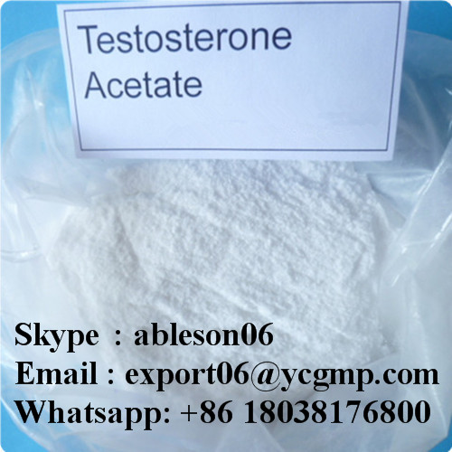 Steroids Powder Testosterone Acetate Test Ace Test A