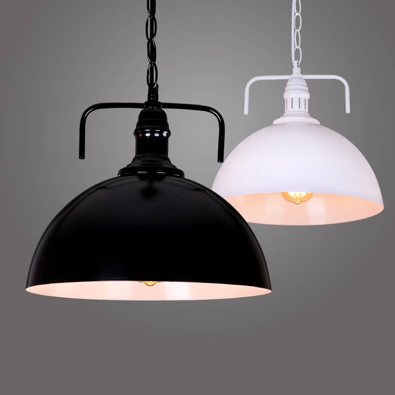 Loft Vintage Lamp Restaurant Bedroom Diningroom Pendant Lamp