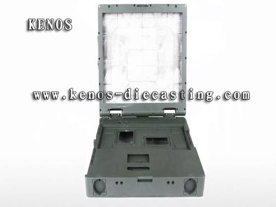 Precision die casting mold making