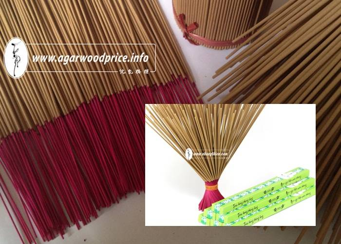 Vietnam High Quality Agarwood Incense Stick