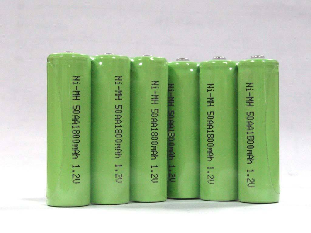 wdnewenergy  AAA Ni-Mh batteries