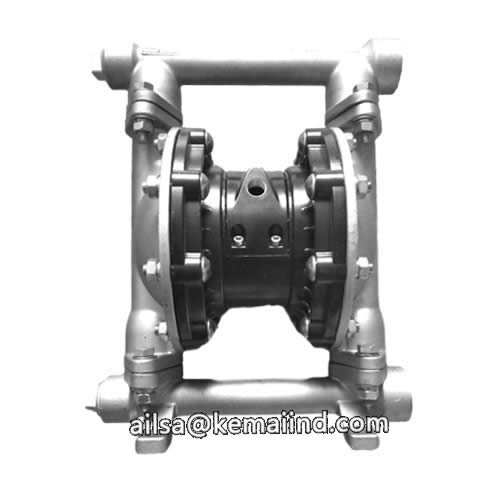 SS304 Air Operated Diaphragm Pump