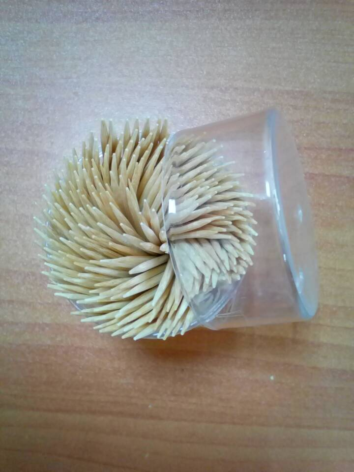 2.0x65mm bamboo toothpick