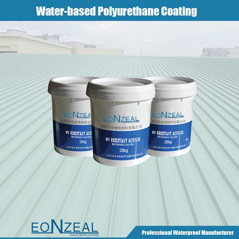 Water-based Polyurethane Waterproof Coating
