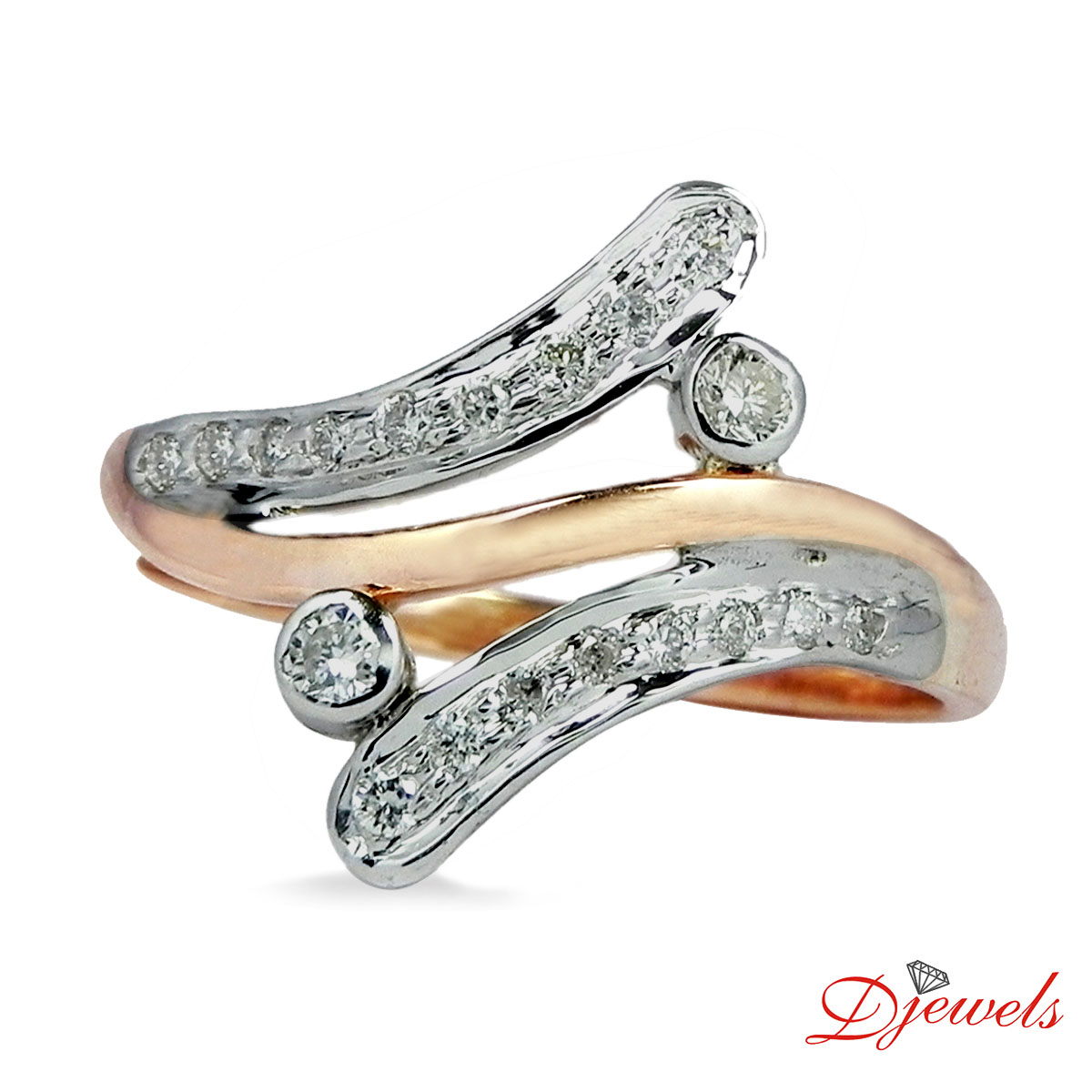 Diamond Ladies Ring Chaka