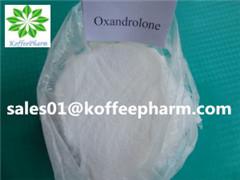 High purity Oxandrolone/Anavar Cas 53-39-4 USP standard