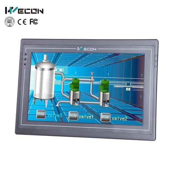 Wecon 10.2 inch advanced HMI LEVI8108