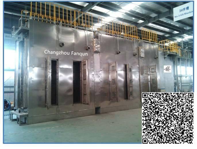 Changzhou Fanqun CT-C Hot Air Circle Oven