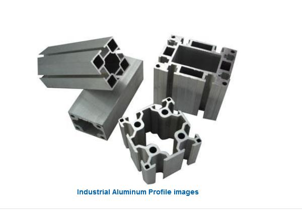 Aluminum 99.7% AL6063 T5 Structural Aluminum Profiles ISO 9001