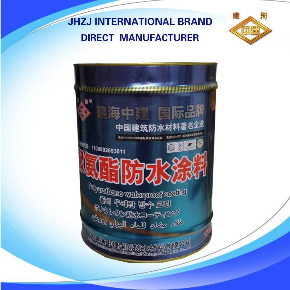 Oil Based Polyurethane Waterproof Coating