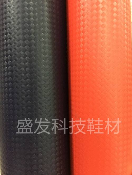 TPU with hot melt film (small square)