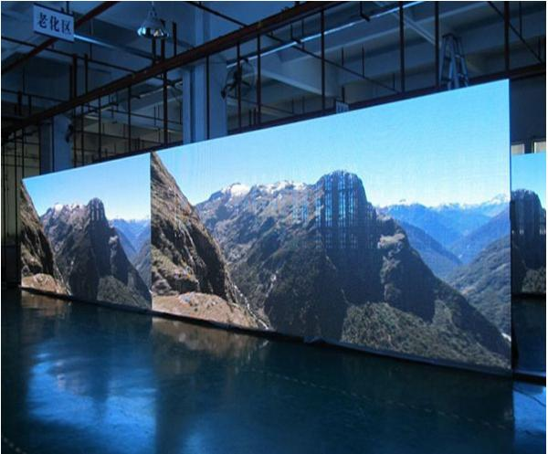 Indoor full color fixed installation P3 LED display screen
