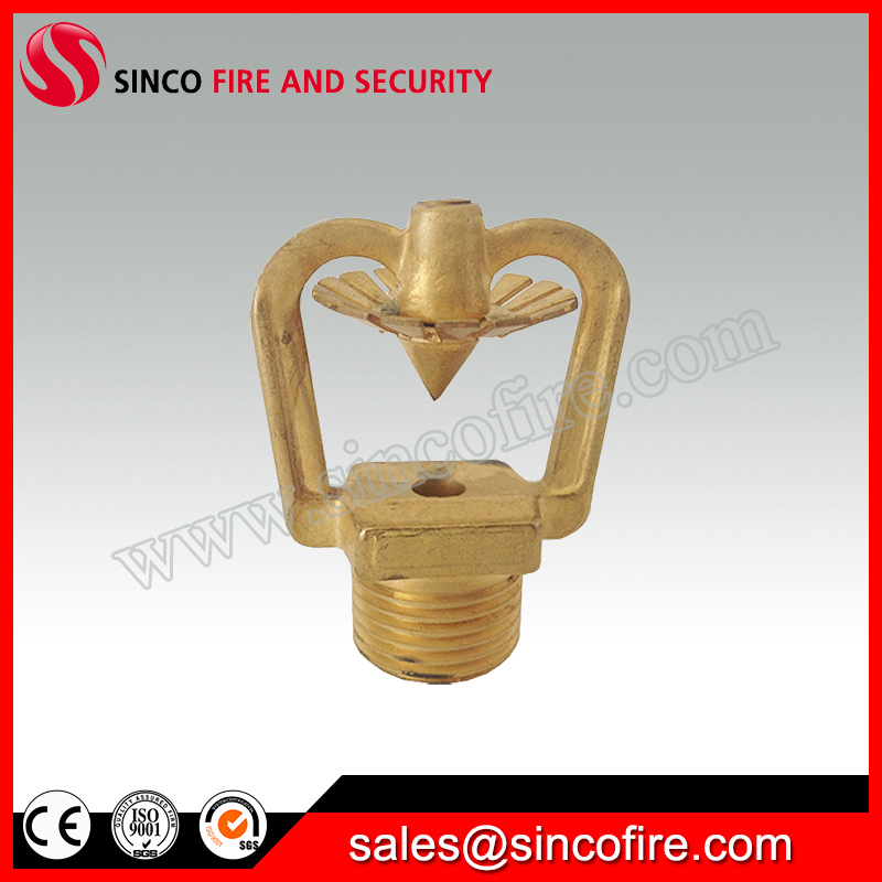 Medium Velocity Water Spray Nozzle for Fire Fighting