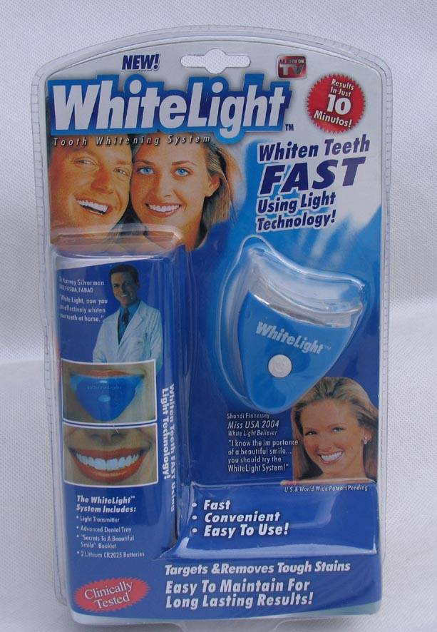 teeth whiten system