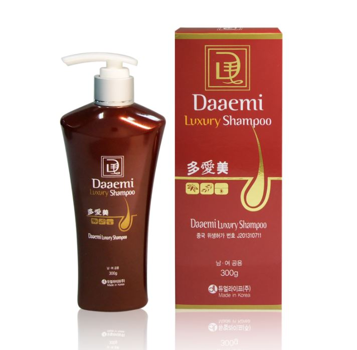 Daaemi Luxury Shampoo