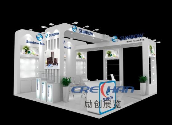 Exhibitions Contractor Trade Show Booth Design Crechan