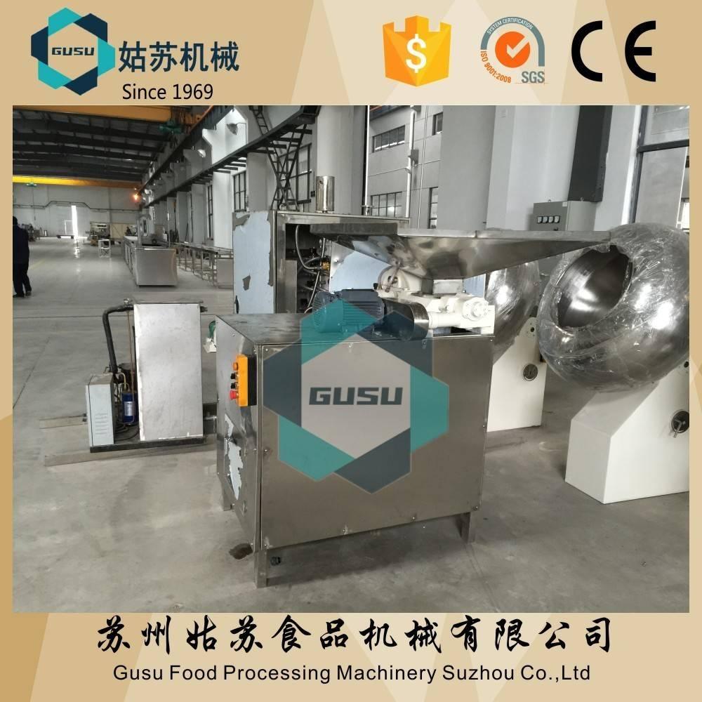 Gusu high efficient professional sugar mill machine for chocolate making line
