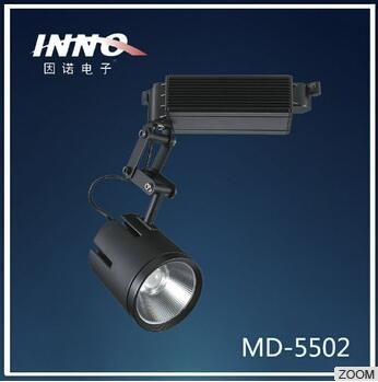 Low price fixtures lighting dimmable COB 15W global track led spot light