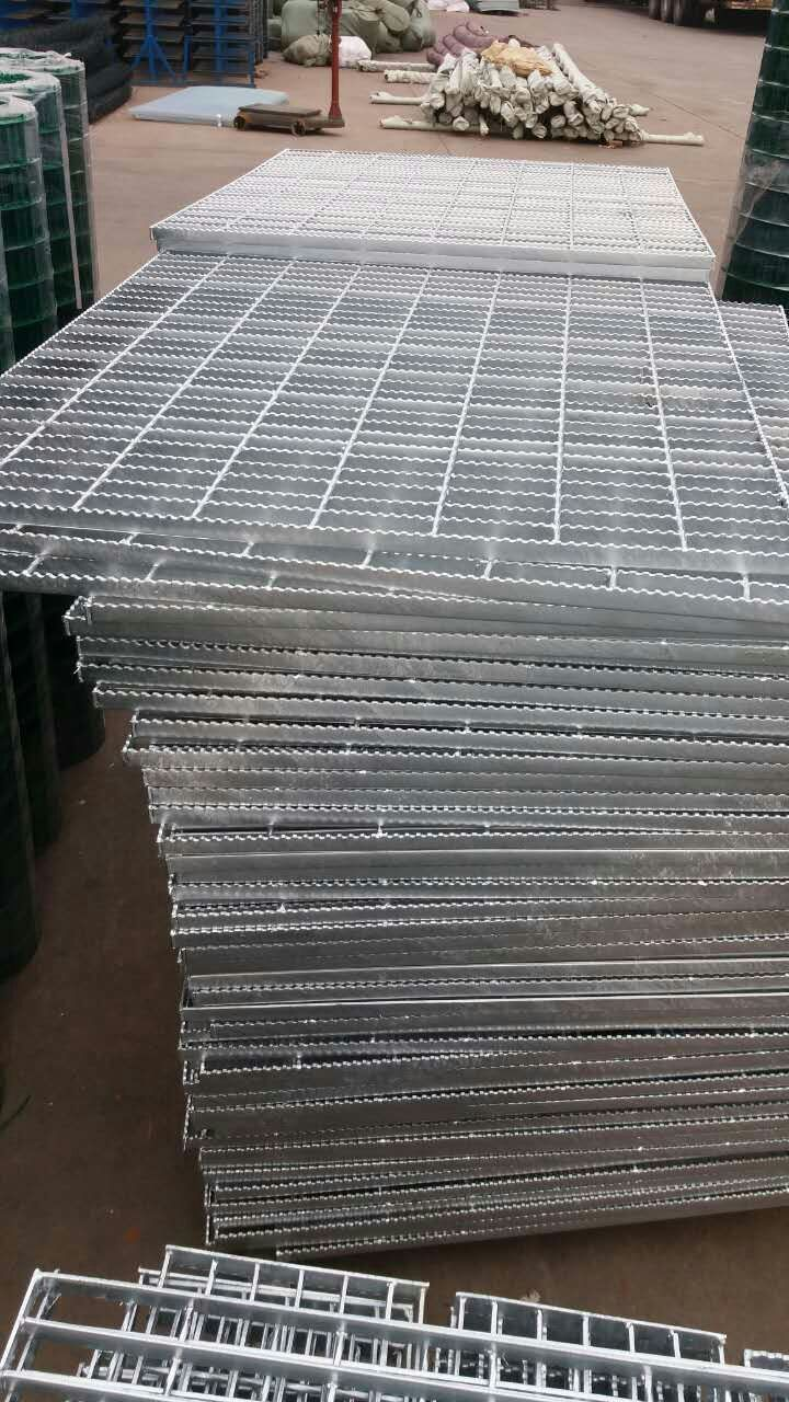 steel grating floor plate