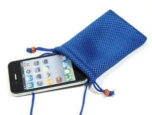 Fashionable Breathable Cell Phone Neck Hanging Bag