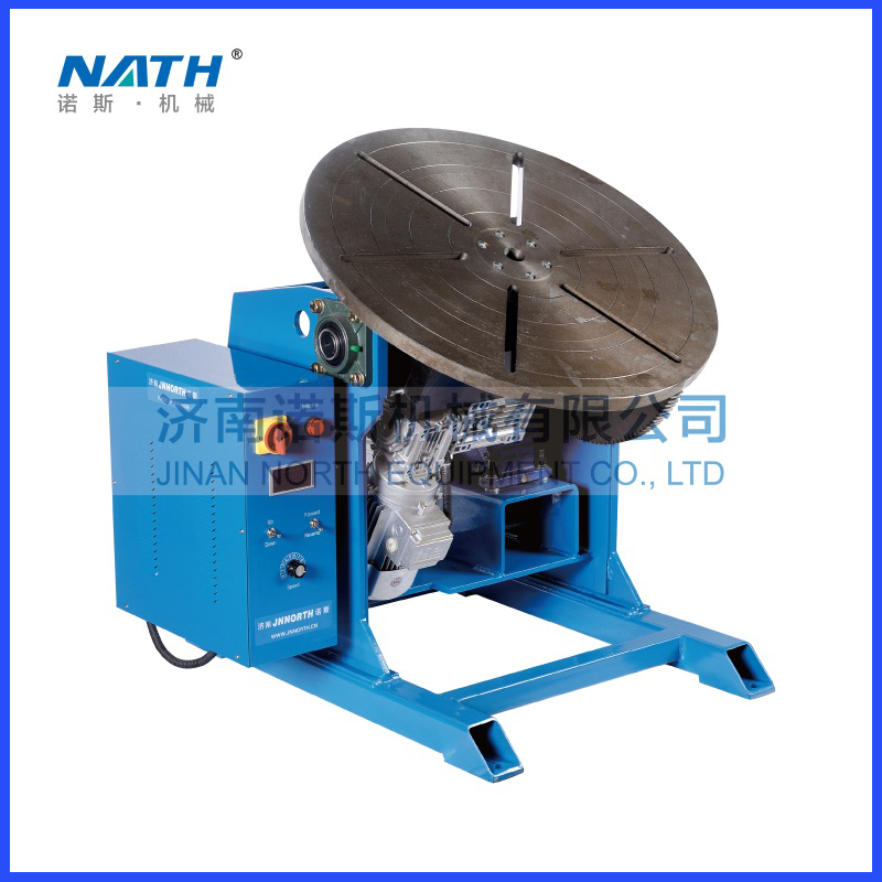 2016 hot sale 600kgs welding positioner