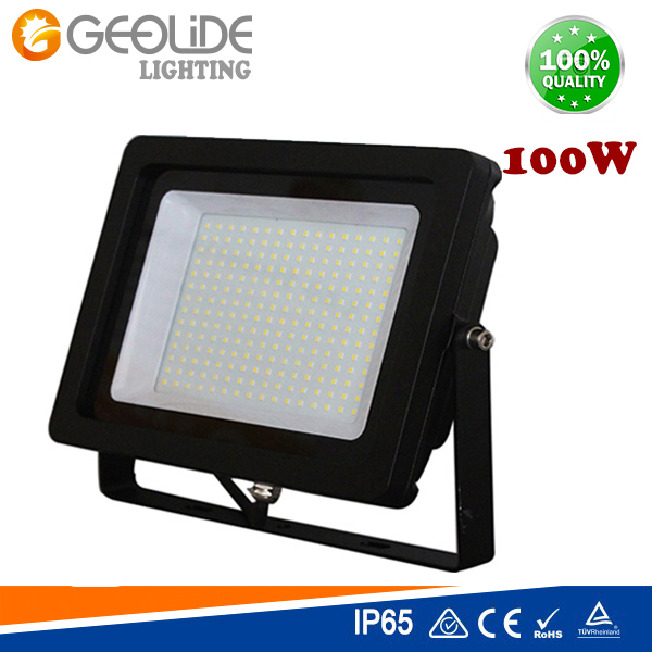 Quality 100W Outdoor LED Floodlight for Park with Ce (Flood Light 108-100W)