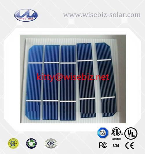 customized size cutting solar cells with any size