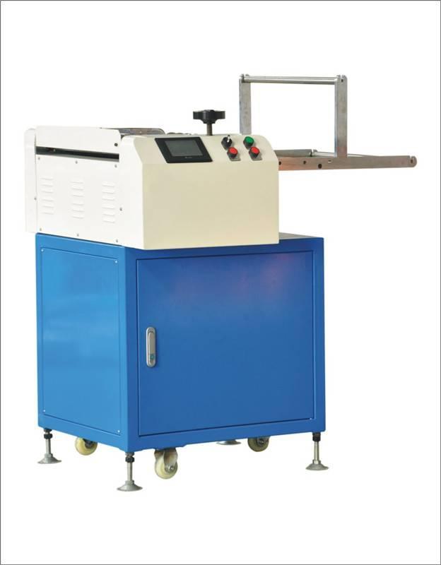 silicone rubber cutting machine
