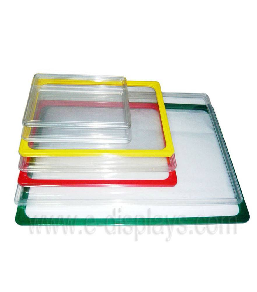 plastic frame;poster frame;A3/A4/A5 frame;sign frame - E displays Co ...