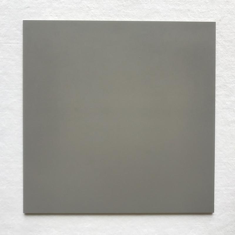 Guangdong 600X600mm Wholesale pure grey Rustic Porcelain floor tile